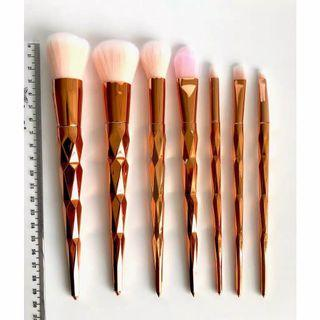 Brush 7in1 Gold Import
