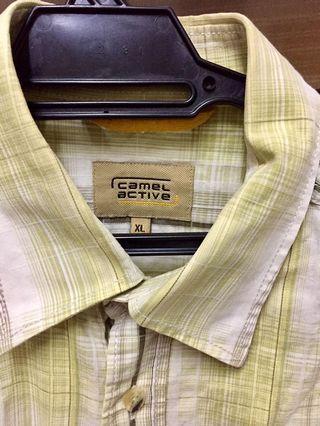 Camel Active Short Sleeve Shirt