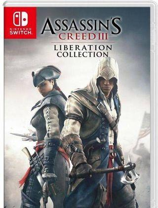 Assassin Creed III Switch