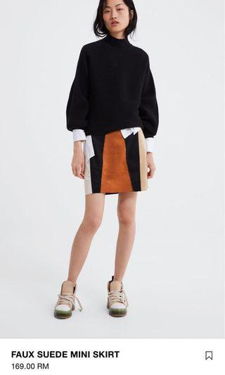 Zara Mini skirt XS,S