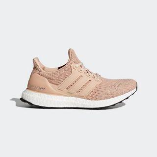 Adidas womens Ultra Boost running shoes