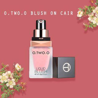O.TWO.O LIQUID BLUSH ON