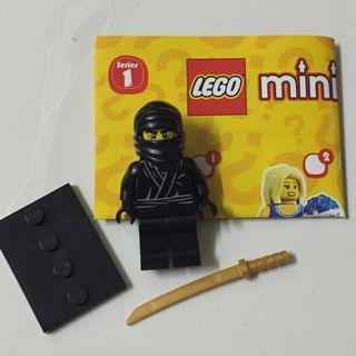 Lego 8683 series 1 ninja number 12