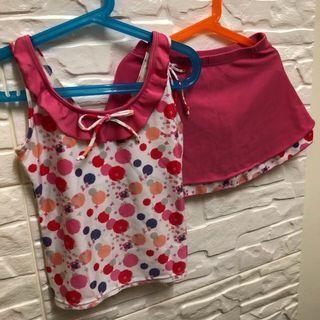 🚚 克萊緹 Clytie 女童兩件式泳裝(EL)號