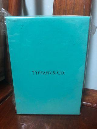 Tiffany note book