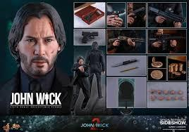 Buying Hot Toys John Wick MMS 504