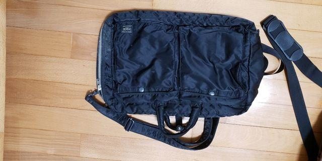 Porter tanker 3 in 1 backpack bag signature 背包 斜揹