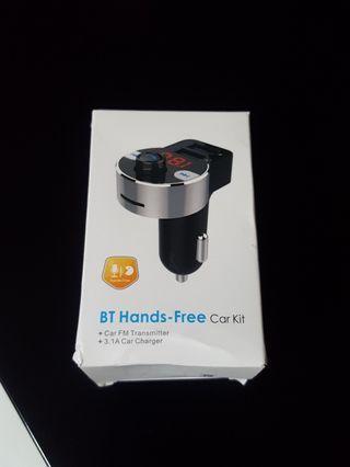 BT hands-free car kit