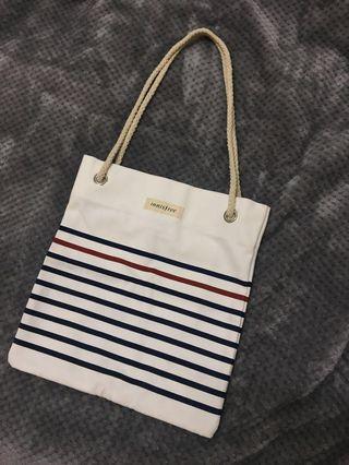 Innisfree Tote Bag - Stripes