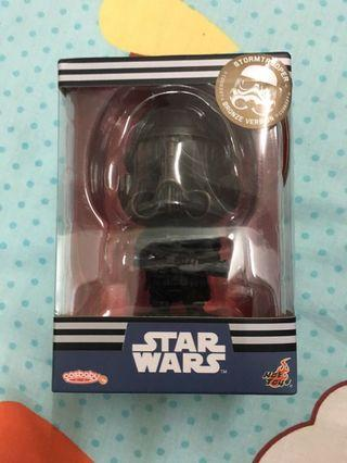 Cosbaby StarWars STORMTROOPER Bronze Version