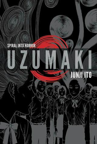 Searching For Junji Ito VIZ MEDIA Collection