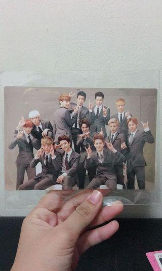 🚚 EXO OT12 pc