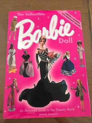 🚚 Barbie collectible book
