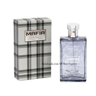 Jual parfum mafia , belum pernah dipakai (masih full bottle)