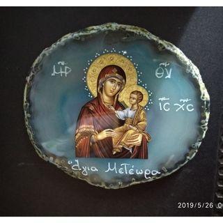 Virgin Mary Fridge magnet.