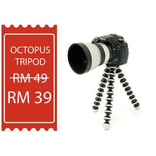 Eid Promo: Octopus Tripod for DSLR