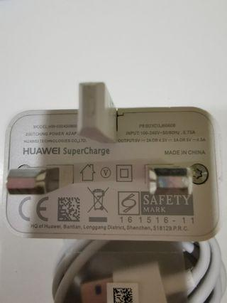 Huawei fast charger 22.5w
