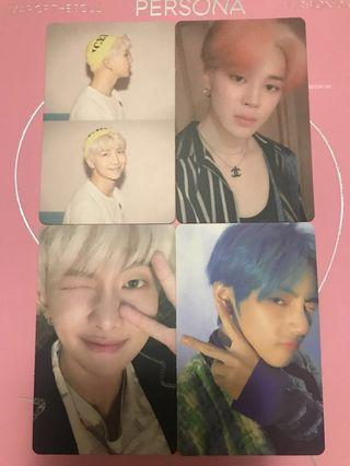 [WTT/WTS/WTB] BTS MAP OF THE SOUL PERSONA PHOTOCARD