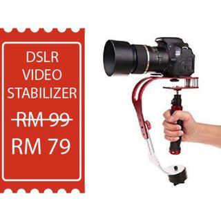 Eid Promo: DSLR Video Stabilizer