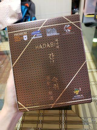 HADABI韓國發酵黑參護肝液