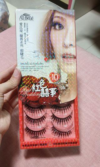 All Belle false eyelash D4124