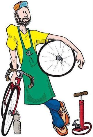 🚚 Bicycle Mechanic