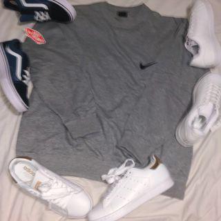 🏁Nike Grey ClimaFit Sweatshirt