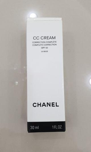 Chanel CC Cream Complete Correction #20 Beige