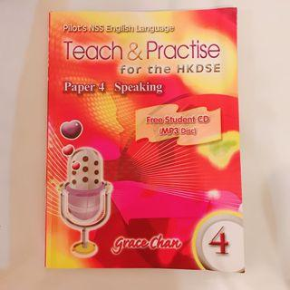 Pilot's NNS English Language- Teach & Practice for the HKDSE Paper 4 Speaking