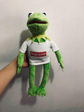 [JUNE HOLIDAY PROMOTION] Kermit the Frog for Supreme #MRTYISHUN