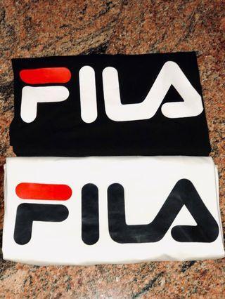 [JUNE HOLIDAY PROMOTION] Fila Shirt #MRTYISHUN