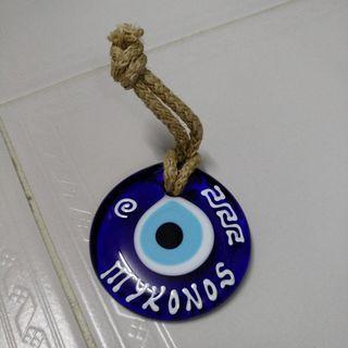 Evil Eye/Good Luck Charm.