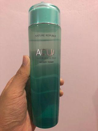 Nature republic Aqua Water Toner