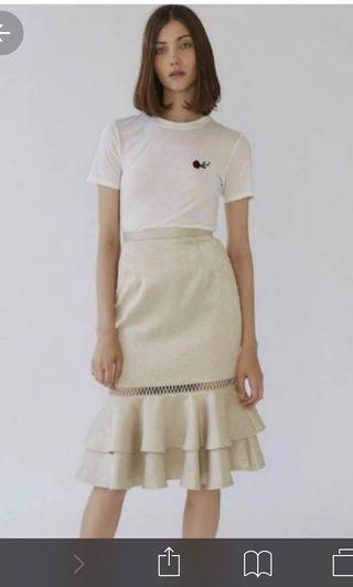 🚚 Collate the label lumiere mermaid skirt