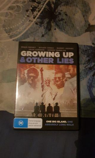 Growing Up & Other Lies DVD