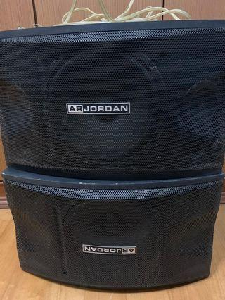 🚚 Preloved AR Jordan karaoke Speakers
