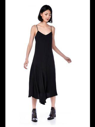 🚚 Black Maxi Dress