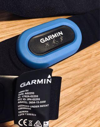 Garmin Heart Rate Monitor Chest Strap