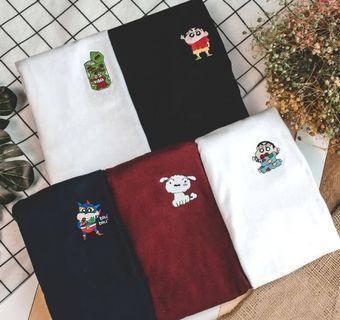 Sinchan Cartoon Tee Shirt