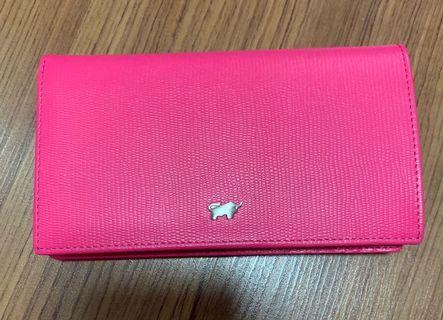 Braun buffel Pink Wallet