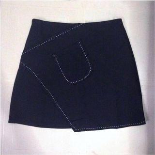 BN Black A line Skirt