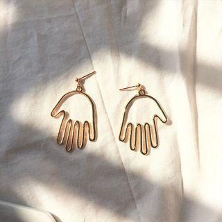 Korean Tassle Earrings