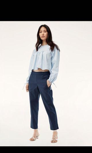 ARITZIA WILFRED DARNOTAL PANTS SIZE 4