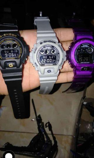G-Shock dw gks 6900 5600 all