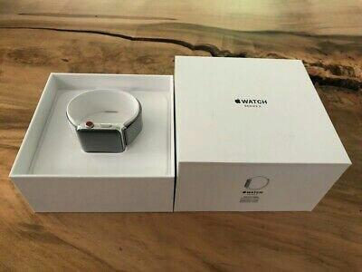 Brand New  Apple Watch Series 3 42mm Stainless Steel Case