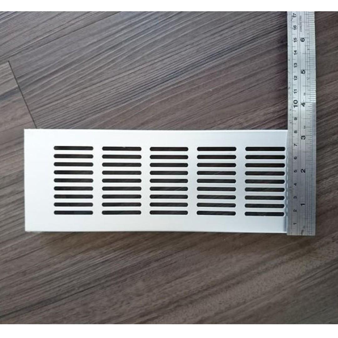 鋁製 通風口 22.5cm*8cm 鞋櫃可用 居家 五金類
