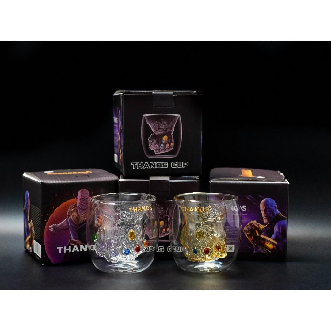 復仇者聯盟 Avengers 滅霸 無限手套 玻璃杯 #Yourtrulyhome