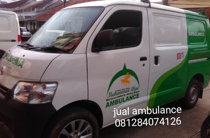 Ambulance Daihatsu Grandmax blind van