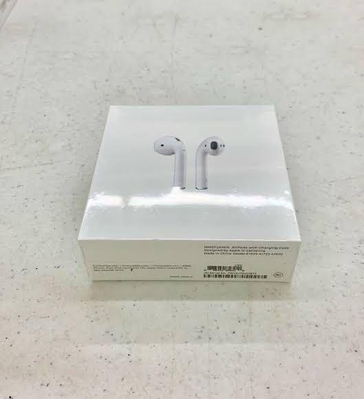 Apple Air Pods (genuine)