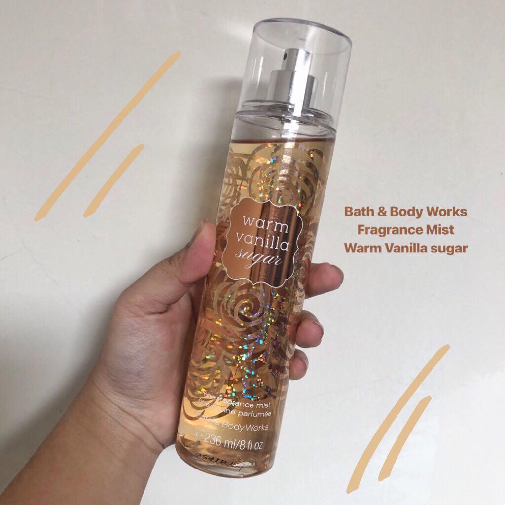 Bath & Body Works Fragrance Mist Vanilla